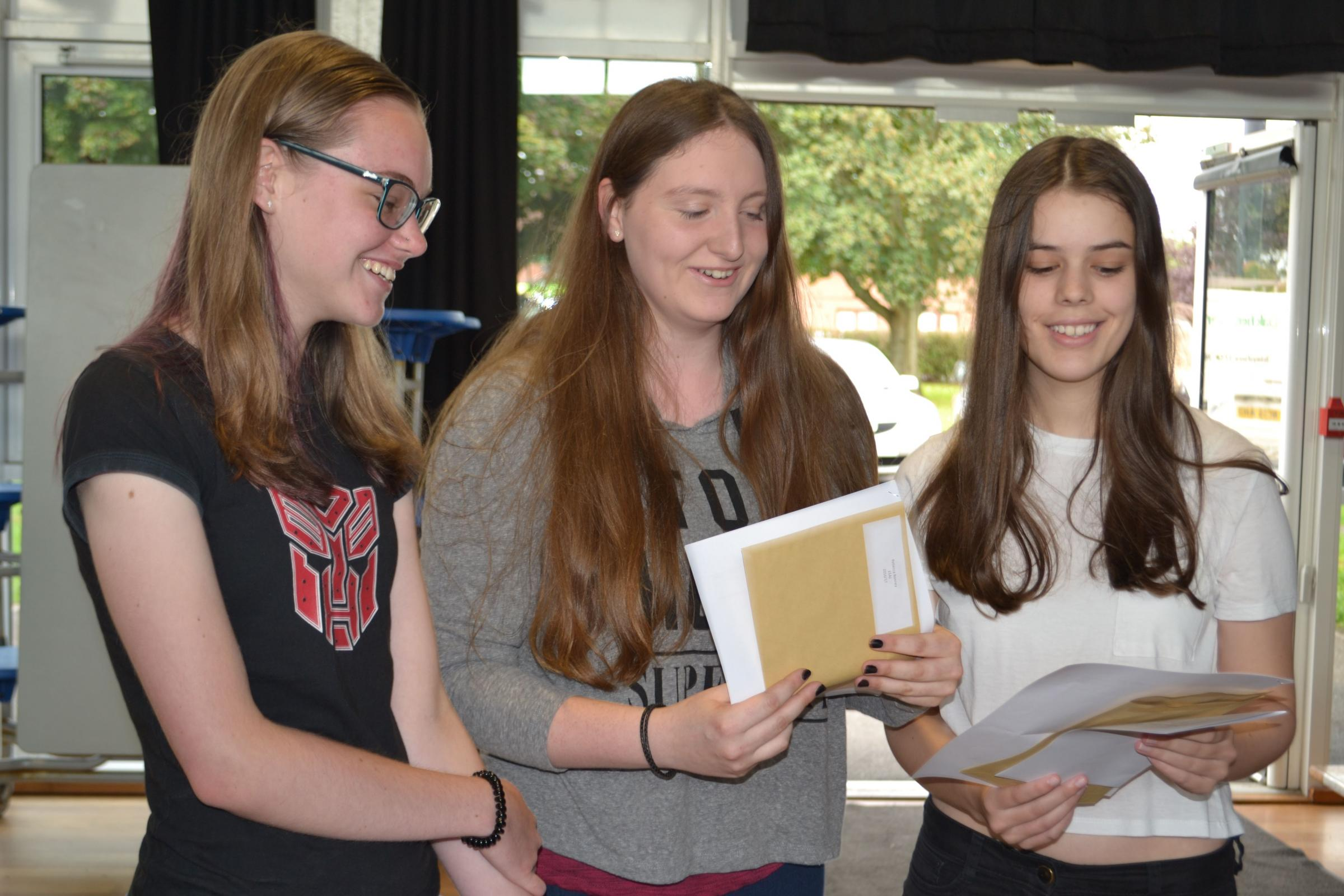 GCSE results 2017: Understanding the new grades